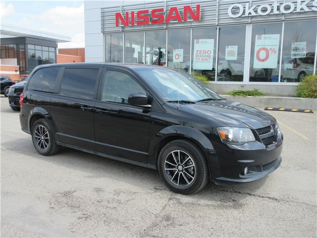 2019 Dodge Grand Caravan GT (Stk: 8992) in Okotoks - Image 1 of 25