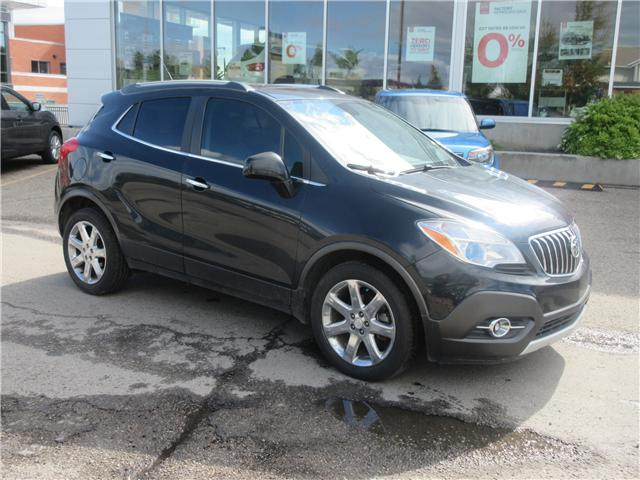2013 Buick Encore Leather (Stk: 7038) in Okotoks - Image 1 of 18