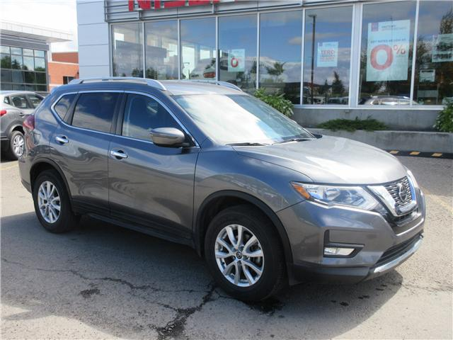 2018 Nissan Rogue SV (Stk: 9059) in Okotoks - Image 1 of 21