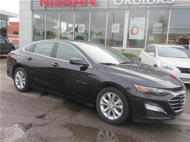 2019 Chevrolet Malibu LT (Stk: 8991) in Okotoks - Image 1 of 23