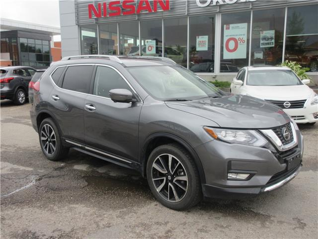 2019 Nissan Rogue SL (Stk: 9182) in Okotoks - Image 1 of 25