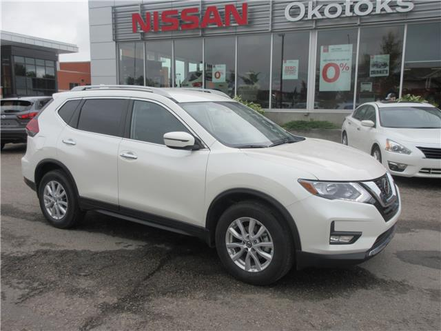 2019 Nissan Rogue SV (Stk: 9187) in Okotoks - Image 1 of 24