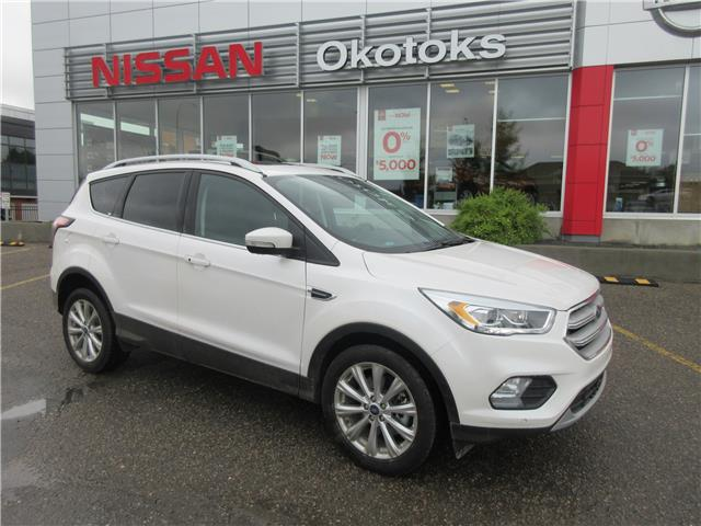 2018 Ford Escape Titanium (Stk: 9260) in Okotoks - Image 1 of 25