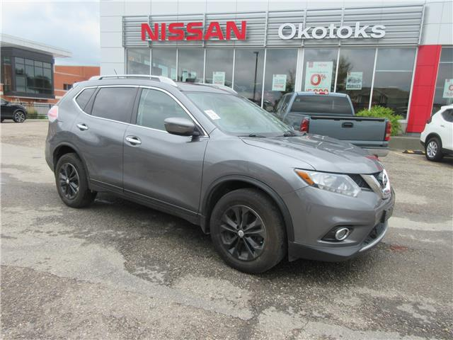 2016 Nissan Rogue SV (Stk: 2745) in Okotoks - Image 1 of 24