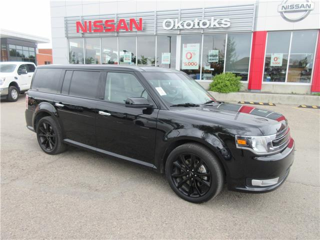 2019 Ford Flex SEL (Stk: 9322) in Okotoks - Image 1 of 21
