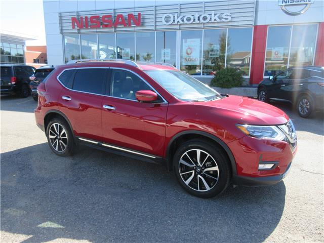 2017 Nissan Rogue SL Platinum (Stk: 6024) in Okotoks - Image 1 of 26