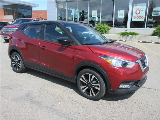 2019 Nissan Kicks SV (Stk: 9222) in Okotoks - Image 1 of 19