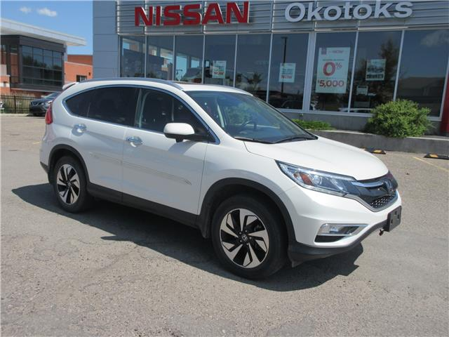 2016 Honda CR-V Touring (Stk: 9365) in Okotoks - Image 1 of 28