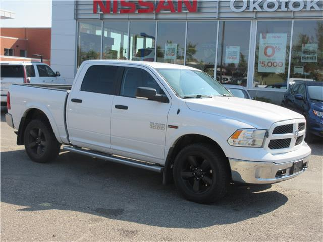 2016 RAM 1500 SLT (Stk: 9374) in Okotoks - Image 1 of 27