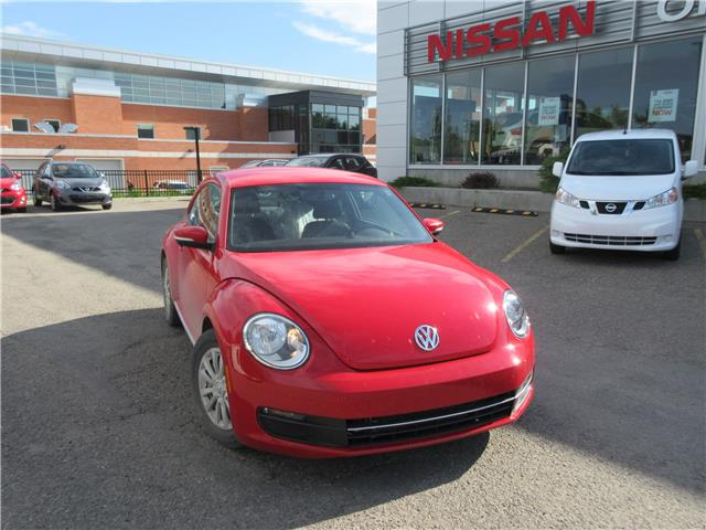 2016 Volkswagen Beetle 1.8 TSI Classic (Stk: 9394) in Okotoks - Image 1 of 20