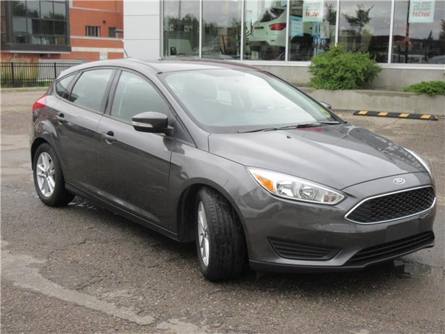 2015 Ford Focus SE 1FADP3K22FL278764 9224 in Okotoks