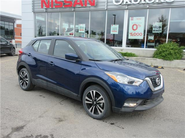 2019 Nissan Kicks SV (Stk: 8640) in Okotoks - Image 1 of 21