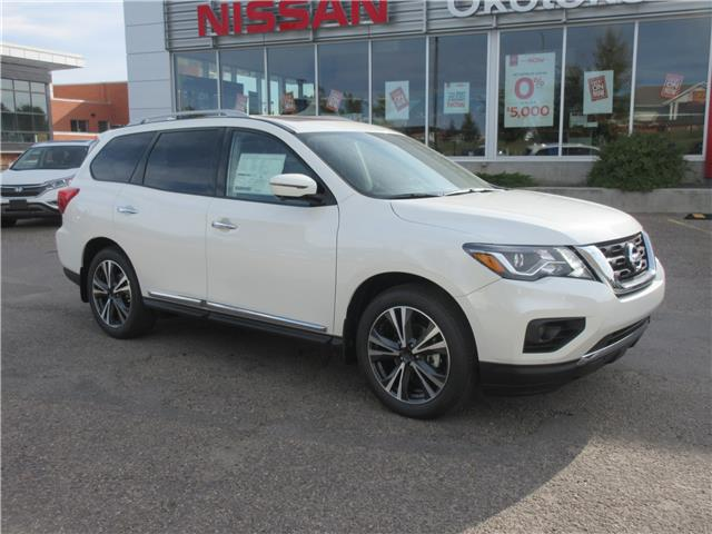 2019 Nissan Pathfinder Platinum (Stk: 9415) in Okotoks - Image 1 of 22