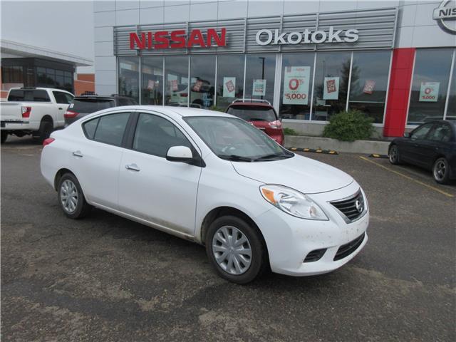 2012 Nissan Versa 1.6 SV (Stk: 9474) in Okotoks - Image 1 of 6