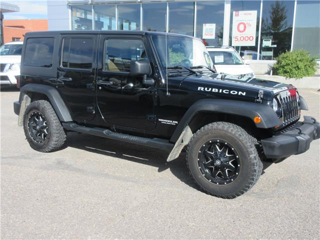2011 Jeep Wrangler Unlimited Rubicon (Stk: 9514) in Okotoks - Image 1 of 21