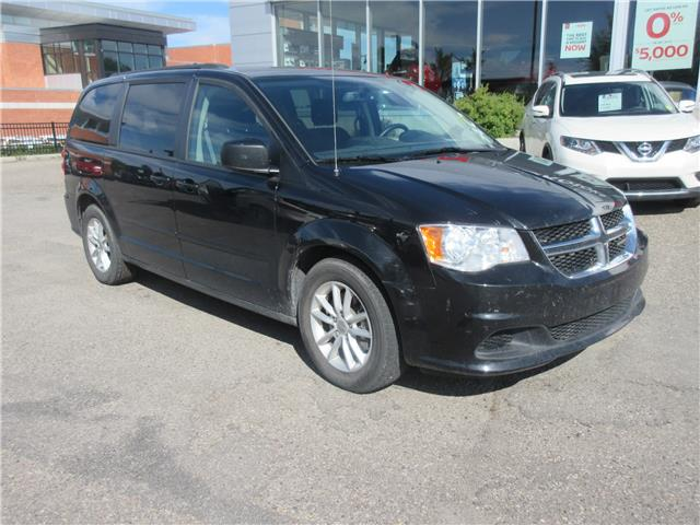 2016 Dodge Grand Caravan SE/SXT (Stk: 9529) in Okotoks - Image 1 of 14
