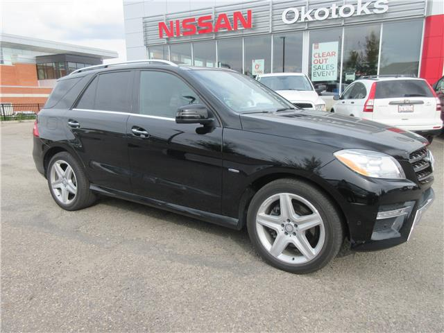 2012 Mercedes-Benz M-Class Base (Stk: 9513) in Okotoks - Image 1 of 31