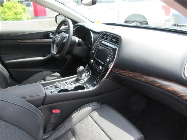 2017 Nissan Maxima Platinum (Stk: 59) in Okotoks - Image 16 of 22