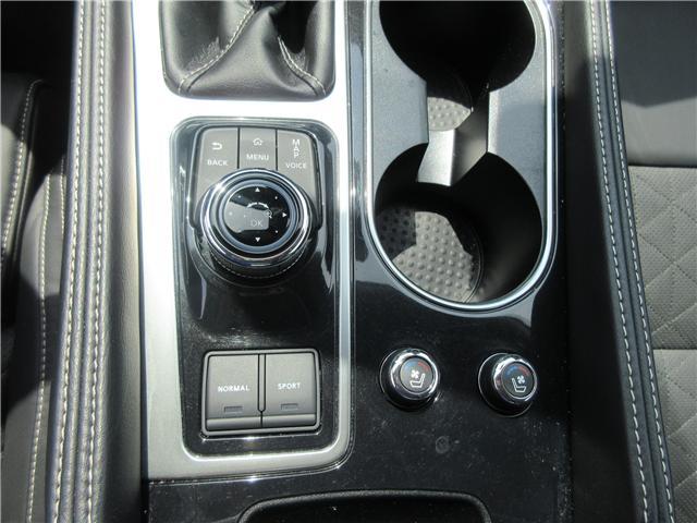 2017 Nissan Maxima Platinum (Stk: 59) in Okotoks - Image 10 of 22