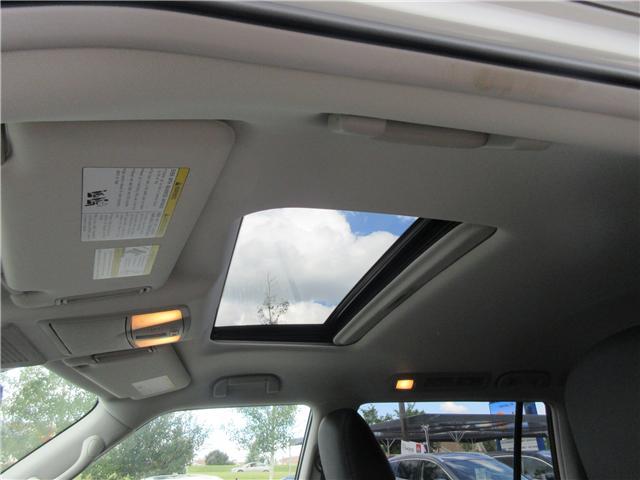 2018 Nissan Armada SL (Stk: 254) in Okotoks - Image 14 of 31