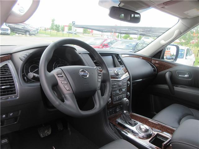 2018 Nissan Armada SL (Stk: 254) in Okotoks - Image 6 of 31