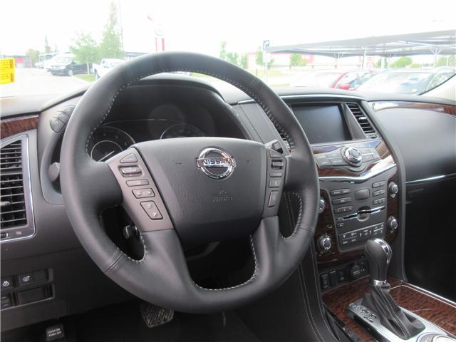 2018 Nissan Armada SL (Stk: 254) in Okotoks - Image 4 of 31