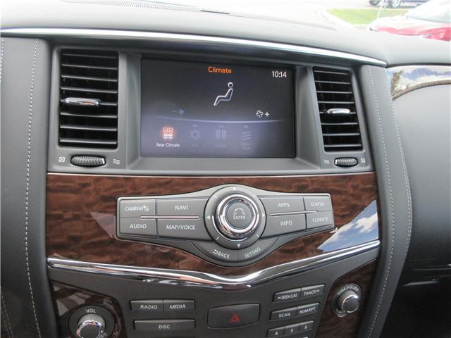 2018 Nissan Armada SL (Stk: 254) in Okotoks - Image 10 of 31