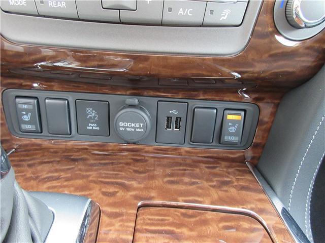 2018 Nissan Armada SL (Stk: 254) in Okotoks - Image 13 of 31