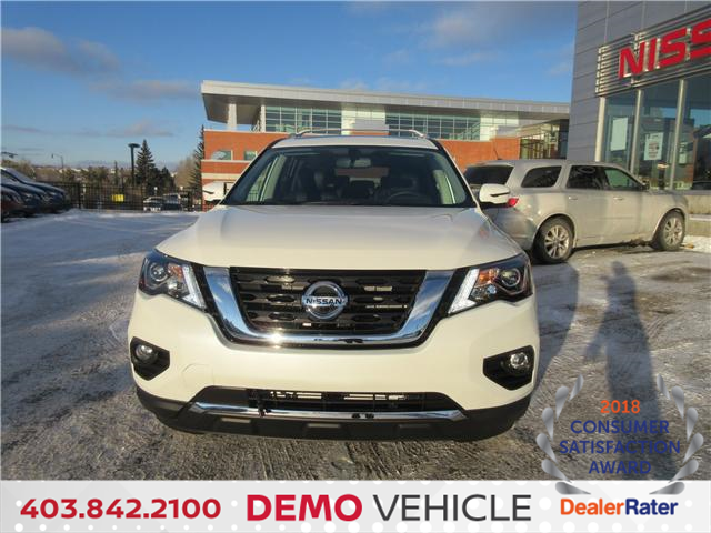 2019 Nissan Pathfinder Platinum (Stk: 8112) in Okotoks - Image 19 of 28