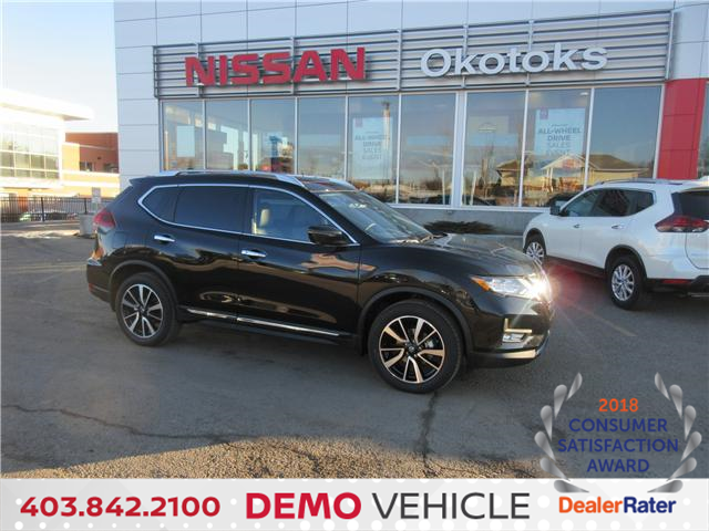 2018 Nissan Rogue SL w/ProPILOT Assist (Stk: 7664) in Okotoks - Image 1 of 26