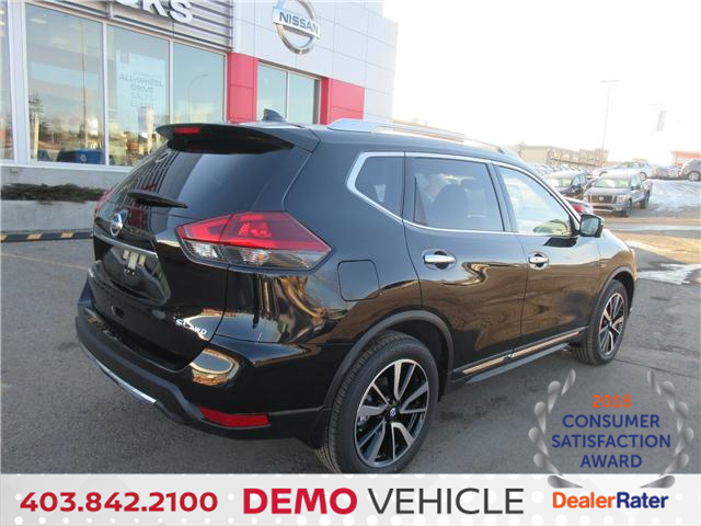 2018 Nissan Rogue SL w/ProPILOT Assist (Stk: 7664) in Okotoks - Image 22 of 26