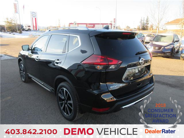 2018 Nissan Rogue SL w/ProPILOT Assist (Stk: 7664) in Okotoks - Image 26 of 26