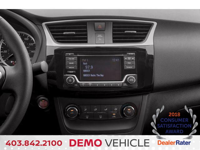 2018 Nissan Sentra 1.8 SV (Stk: 8492) in Okotoks - Image 7 of 9