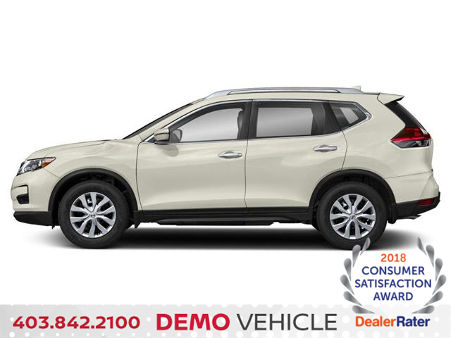 2019 Nissan Rogue SV (Stk: 8708) in Okotoks - Image 2 of 9