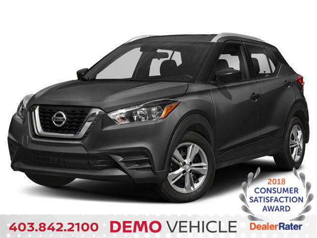 2019 Nissan Kicks SV (Stk: 8800) in Okotoks - Image 1 of 9