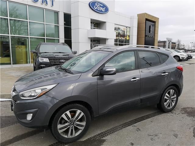 2014 Hyundai Tucson Limited (Stk: A90049) in Hamilton - Image 1 of 2