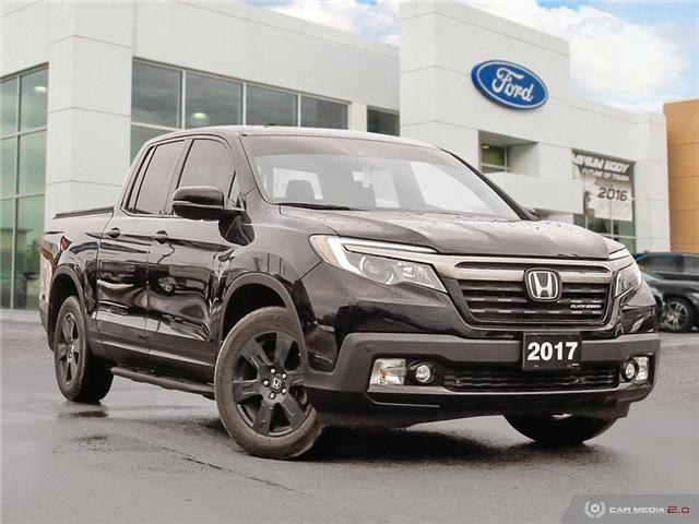 2017 Honda Ridgeline Black Edition (Stk: 00H918) in Hamilton - Image 1 of 24