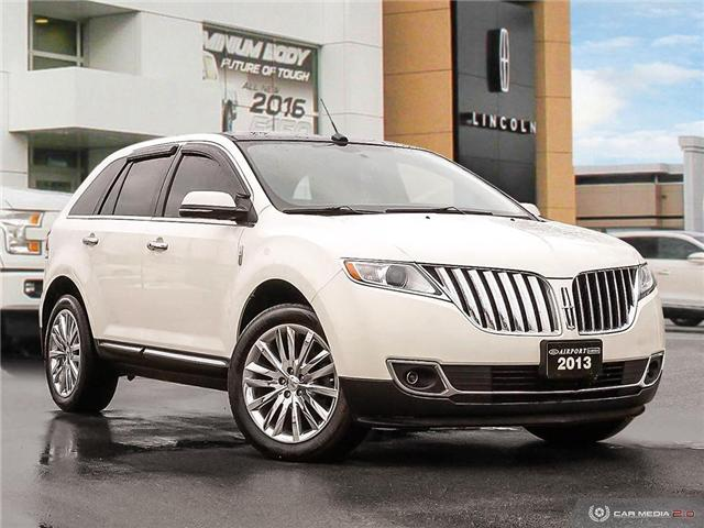 2013 Lincoln MKX Base (Stk: A90066) in Hamilton - Image 1 of 26