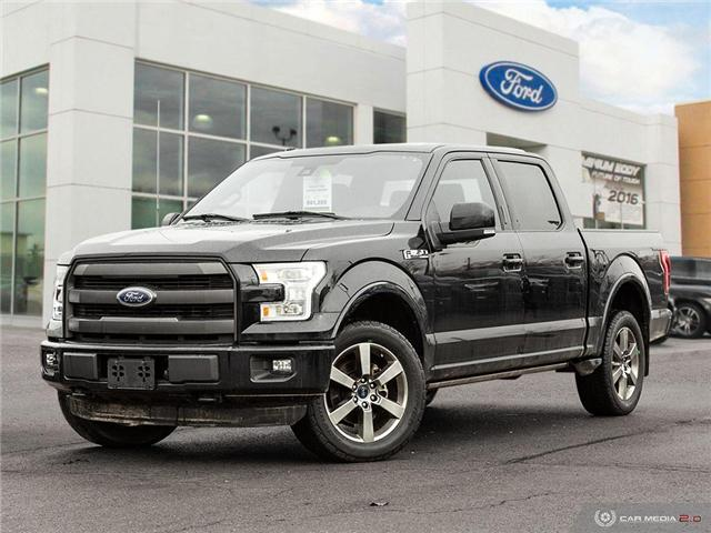 2016 Ford F-150 Lariat (Stk: A80116) in Hamilton - Image 1 of 27
