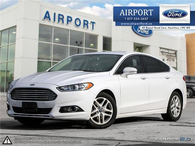 2016 Ford Fusion SE (Stk: A80874) in Hamilton - Image 1 of 26