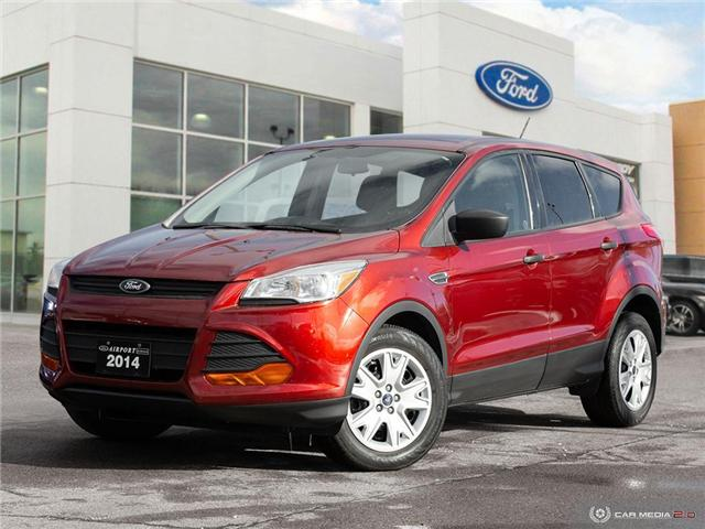 2014 Ford Escape S (Stk: A80554) in Hamilton - Image 1 of 25