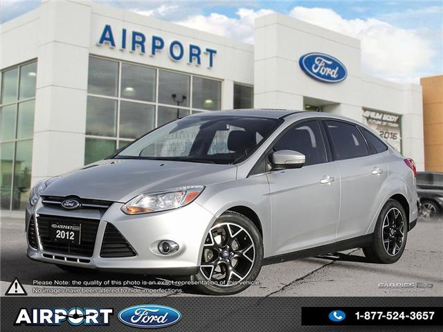 2012 Ford Focus SEL (Stk: A80690X) in Hamilton - Image 1 of 28