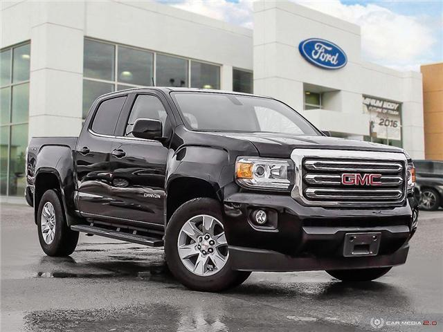 2016 GMC Canyon SLE (Stk: A80339X) in Hamilton - Image 1 of 23