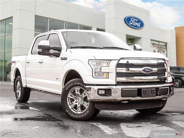 2016 Ford F-150 Lariat (Stk: 1HL123) in Hamilton - Image 1 of 24