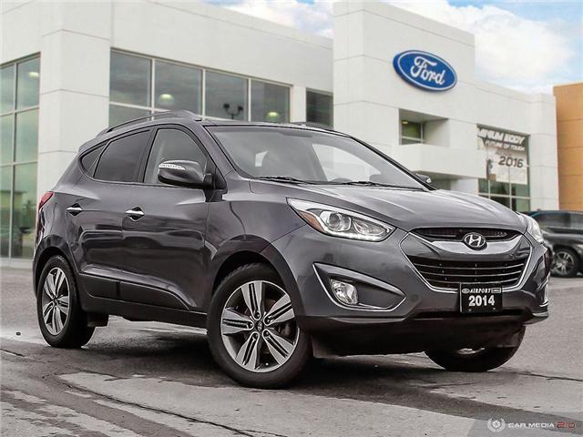 2014 Hyundai Tucson Limited (Stk: A90049) in Hamilton - Image 1 of 25