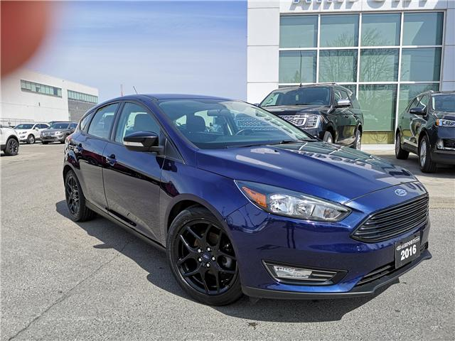 2016 Ford Focus SE (Stk: A80888) in Hamilton - Image 1 of 3