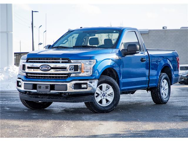2018 Ford F-150 XLT (Stk: 19RA150T) in  - Image 1 of 21