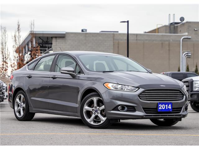 2014 Ford Fusion SE (Stk: 18ES550T) in  - Image 1 of 22