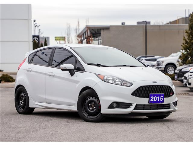 2015 Ford Fiesta ST (Stk: 18FC148T) in  - Image 1 of 23