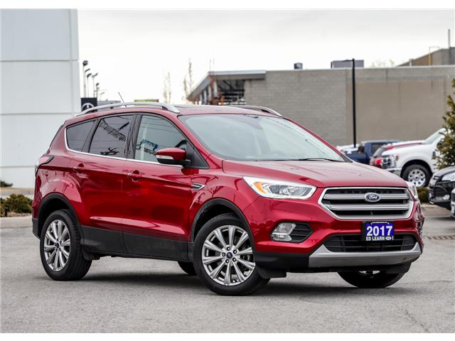 2017 Ford Escape Titanium (Stk: 802690) in  - Image 1 of 26